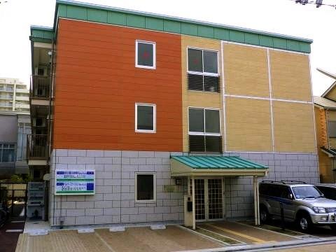 グループホーム北花田の施設外観