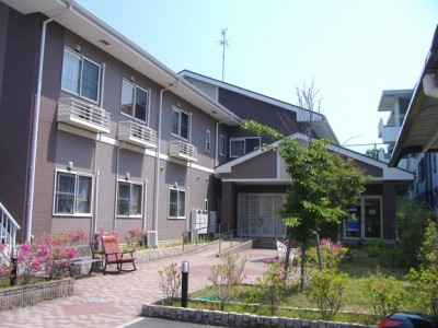 ニチイケアセンター堺八田荘の施設外観