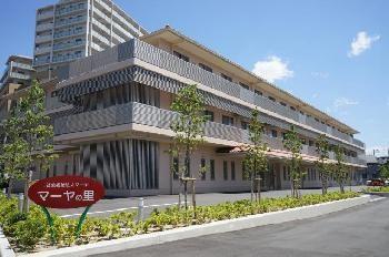 特別養護老人ホーム マーヤの里 上野芝の施設外観