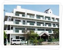 老人保健施設 堺ラ・メールの施設外観