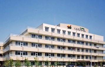 介護老人保健施設 ソルヴィラージュの施設外観