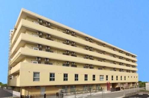 有料老人ホーム サニーライフ堺三国ヶ丘の施設外観