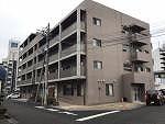 リーブル岸和田の施設外観